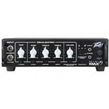 Peavey Mini Max 500 Mini Max basszuserősítő fej, 500 Watt