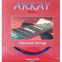 Arkay by Aurora Coated Elektromosgitár húr 11 - 50