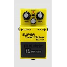 BOSS SD-1W Super OverDrive pedál