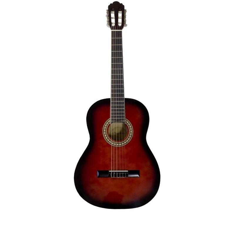 Pasadena cg161 1 2 wine red klasszikus git r hangszerbarlang for Yamaha of pasadena