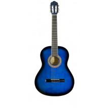 Pasadena CG161 Blue Burst Klasszikus gitár