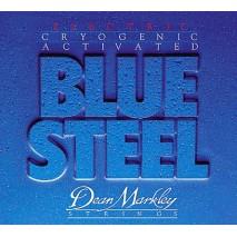 Dean Markley DM-2554 CL Blue Steel Elektromos Gitárhúr 9-46