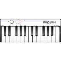 iRig Keys Mini 25 mini billentyűs univerzális billentyűzet