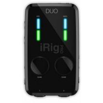 iRig Mic Lav 2 Pack csíptethető kondenzátor mikrofon