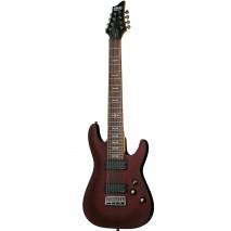 Schecter Omen 8 WSN elektromos gitár