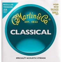 Martin M-260 Klasszikus gitárhúr 28-43