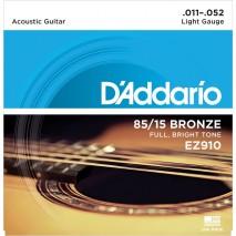 D'Addario EZ910 Akusztikus gitárhúr