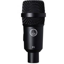 AKG P4 Dinamikus hangszermikrofon