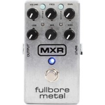 MXR M116 Fullbore Metal Gitáreffekt