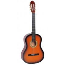 3/4 es színes gitár