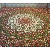 Madala indiai pamut textil