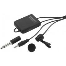 Stage Line ECM-3005, elektrét csíptetős mikrofon