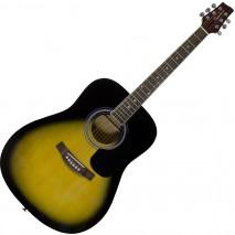 Pasadena AG160 VS Akusztikus gitár