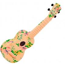Pasadena WU-21F3(WH) Szoprán ukulele
