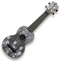 Pasadena WU-21F7(BK) Szoprán ukulele