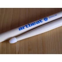 Artbeat gyertyán dobverő groovy 5A nylon