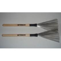 Artbeat fémszálas dobseprű fix hickory nyéllel