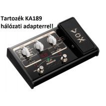 Vox STOMPLAB2G, SL2G+KA189,Gitár multieffekt