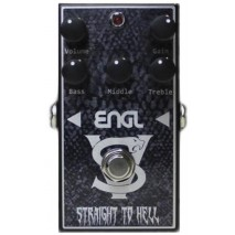 Engl VS-10 Straight To Hell Distortion Pedal