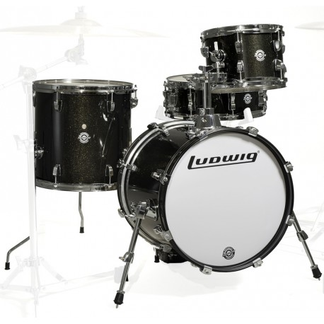 Ludwig Epic Shell Pack