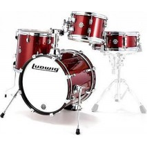 Ludwig Breakbeats - LC179X025 Wine Red Sparkle