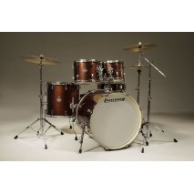 Ludwig Element Drive Set - LCF52G025 Wine Red Sparkle