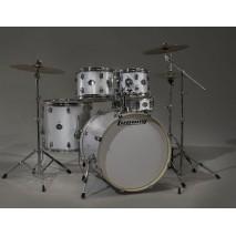Ludwig Element Drive Set - LCF52G028 White Sparkle