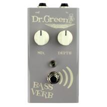 Dr.Green by Ashdown Bass Verb basszusgitár effekt