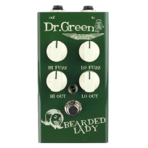 Dr.Green by Ashdown Bearded Lady basszusgitár effekt
