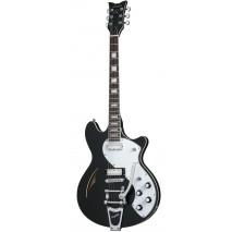 Schecter T S/H-1B 2017 BLKP Elektromos gitár