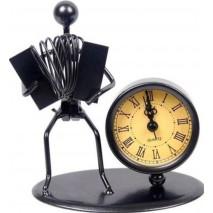 Tangóharmonika szobor órával