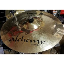 "Istanbul Agop Alchemy Crash 18"" Power X"