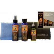 MusicNomad Premium Guitar Care Kit MN108