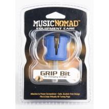 MusicNomad MN220 GRIP Bit hangolókurbli bit