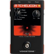 TC-Helicon VoiceTone R1 reverb effekt