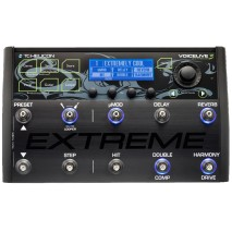 TC-Helicon VoiceLive 3 Extreme Multieffekt