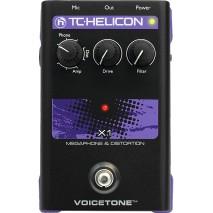 TC-Helicon VoiceTone X1 ének torzító, megafon effekt