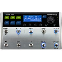 TC-Helicon VoiceLive 3 Ének multieffekt