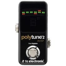 TC Electronic PolyTune noir hangoló pedál