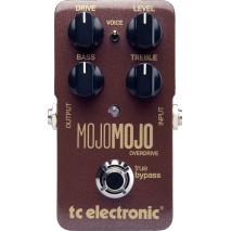 TC Electronic MojoMojo Overdrive gitáreffekt