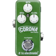 TC Electronic Corona Mini Chorus effekt pedál