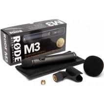 Rode M3 univerzális kondenzátor mikrofon