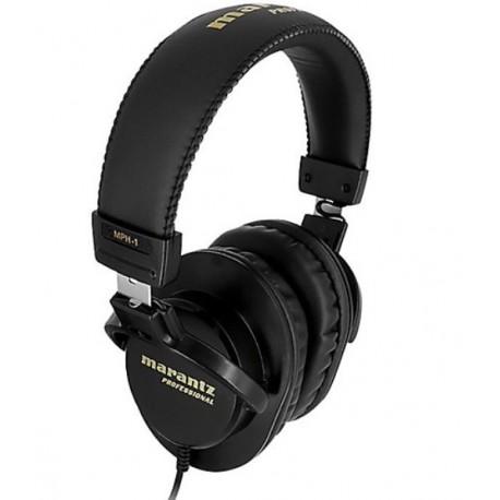 Marantz Pro - MPH 1 zárt studió fejhallgató - HangszerBarlang e7ac325747