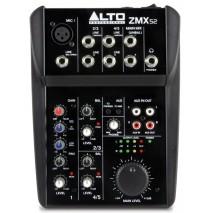 Alto Pro ZMX 52 keverőpult