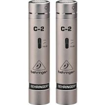 Behringer C-2 szett (2db) Stúdió mikrofon