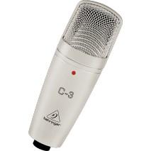 Behringer C-3 Stúdió mikrofon
