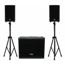 Soundking S 0815 A 2 hangosítási rendszer