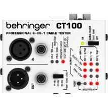 Behringer CT 100 kábel tesztető