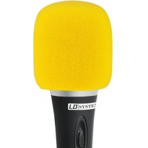 LD Systems D 913 YEL Mikrofonszivacs