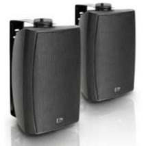 LD Systems Contractor CWMS 52 B falra szerelhető hangszórópár